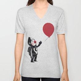 balloon fairy Unisex V-Neck