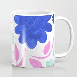Cool Folk Floral Coffee Mug