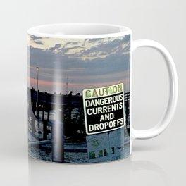 Dangerous Currents Coffee Mug