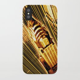 Chrysler from the top iPhone Case