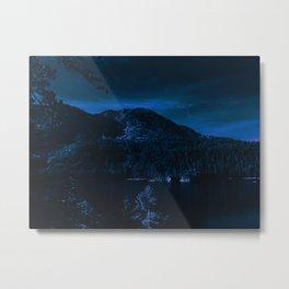 0433 Metal Print