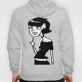 Flipped Out Hoody