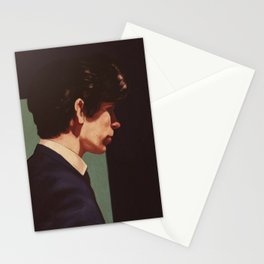 Freddie Lyon (The Hour) Stationery Cards