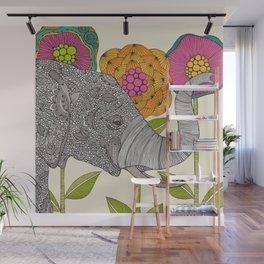 Aaron Wall Mural