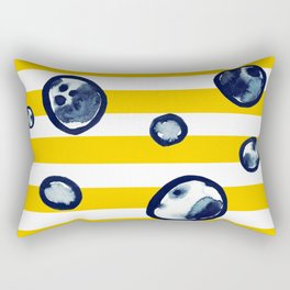 Abstract Scandinavia Rectangular Pillow