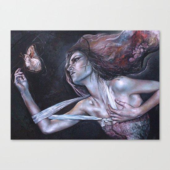 Rythmia Canvas Print