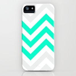Chevronia V iPhone Case