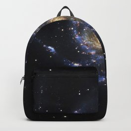 Spiral Galaxy M101 Backpack