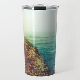 Rocky Shore Travel Mug