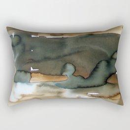Landscape with Argonauts - Abstract 0026 Rectangular Pillow