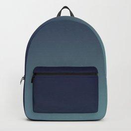 NIGHT SWIM - Minimal Plain Soft Mood Color Blend Prints Backpack
