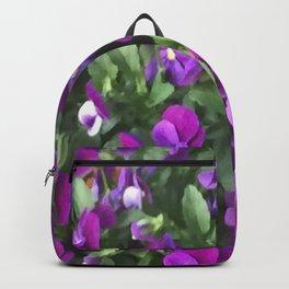 Botanical Florals Zencolor2 Backpack