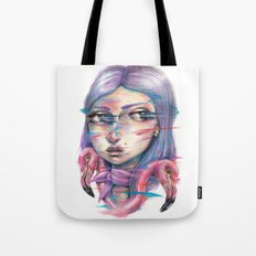 Innocence of the Peace Tote Bag