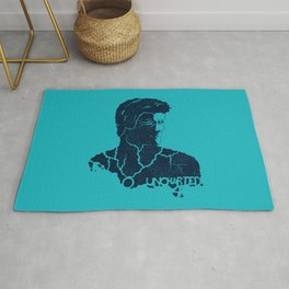 Uncharted Waters Rug