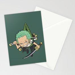 Zoro One piece Stationery Cards