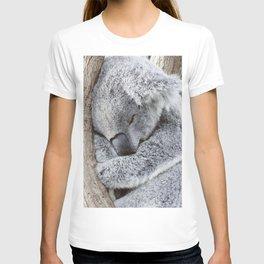 Sleeping Koala T-shirt