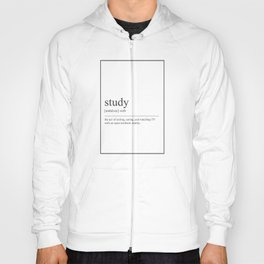 Study 519 Watercolor Map Yoga Quote Definition Des Hoody