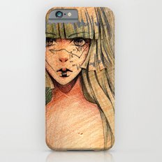 Time - Sketch Slim Case iPhone 6s