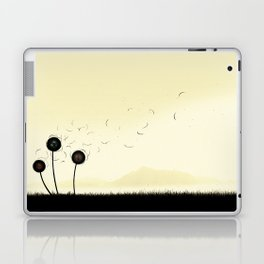 The violence of the wind Laptop & iPad Skin