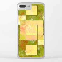 Belgencissa V1 - autumn colours Clear iPhone Case