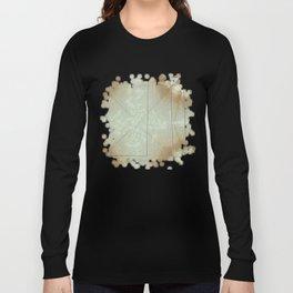 Tynes Threadbare Flowers  ID:16165-025735-51591 Long Sleeve T-shirt