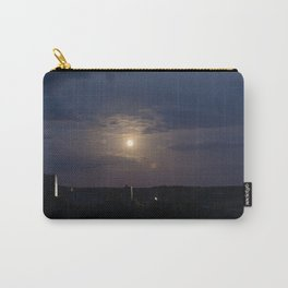 Roman castle under the moon Carry-All Pouch