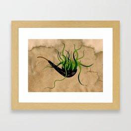 - the pipe - Framed Art Print