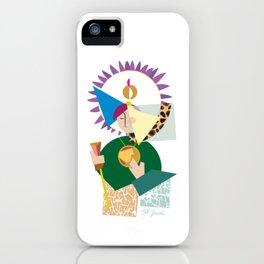 St. Jude Geo-1 iPhone Case