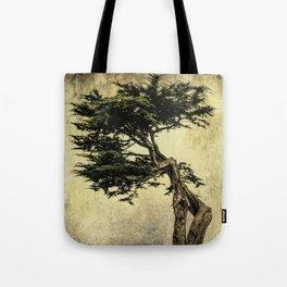 Cypress Tree Tote Bag