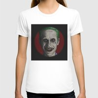 jared leto T-shirts featuring JARED LETO by zinakorotkova