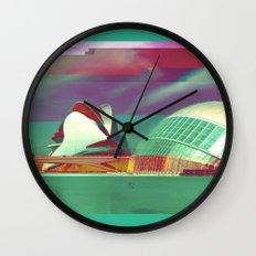 Valencia, Spain   Project L0̷SS   Wall Clock