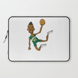 Shawn Kemp Laptop Sleeve
