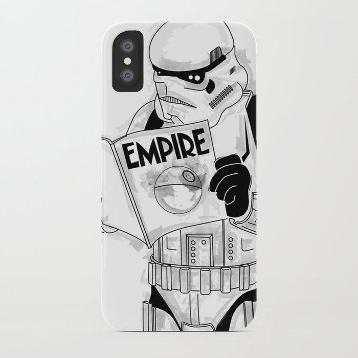 Stormtrooper Empire  iPhone Case