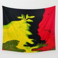 dr seuss Wall Tapestries featuring Seuss 6047 by liquiman