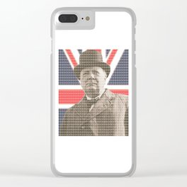 Great Britain Clear iPhone Case