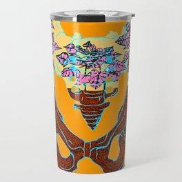 Pelvic Terrarium Travel Mug