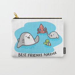Best Friends Forever Carry-All Pouch
