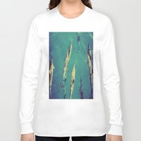 dolphin Long Sleeve T-shirts featuring Dolphin by Amandine
