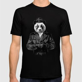 Rorschach Panda T-shirt