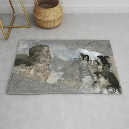 Parents Blessing Rug