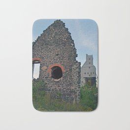 Quincy Hill Mine Shaft and Ruins Bath Mat