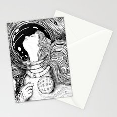 Aurora 4 Stationery Cards