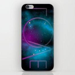evol – Universe iPhone Skin