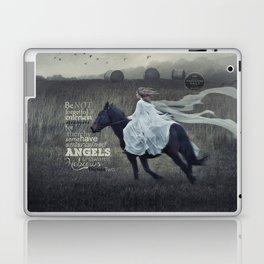 Angels Unaware Laptop & iPad Skin