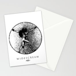 W I D E S C R E A M  Stationery Cards