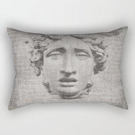 ANCIENT / Head of Medusa Rectangular Pillow