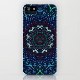 Izzy Resendez artwork iPhone Case