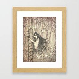 Nocnica  Framed Art Print