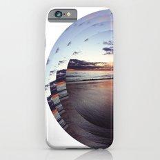 circular beach iPhone 6s Slim Case