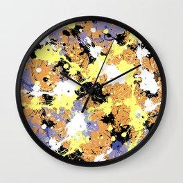 Abstract 20 Wall Clock